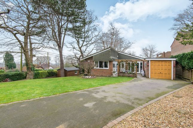 Thumbnail Detached bungalow for sale in Littlewood Gardens, West End, Southampton