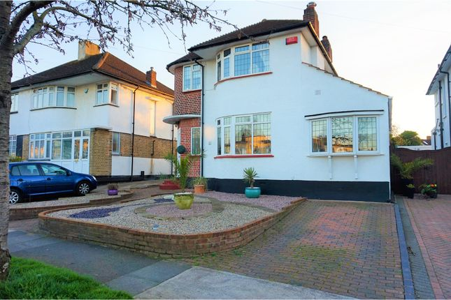 4 bed detached house for sale in Beaumont Road, Petts Wood, Orpington