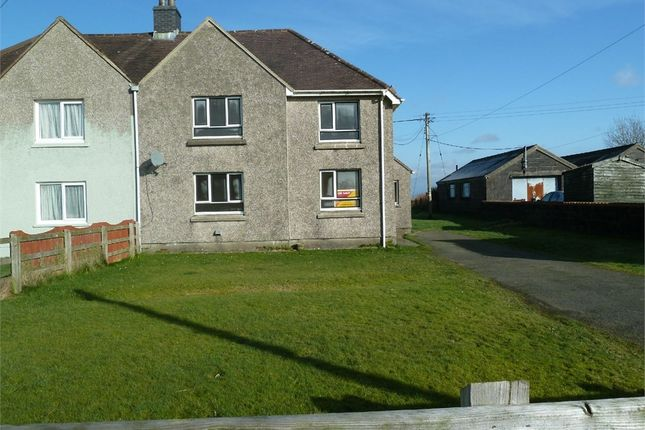 Thumbnail Semi-detached house for sale in Tegryn, Llanfyrnach, Pembrokeshire