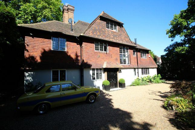 Thumbnail Detached house for sale in Wilderness Road, Chislehurst, Kent
