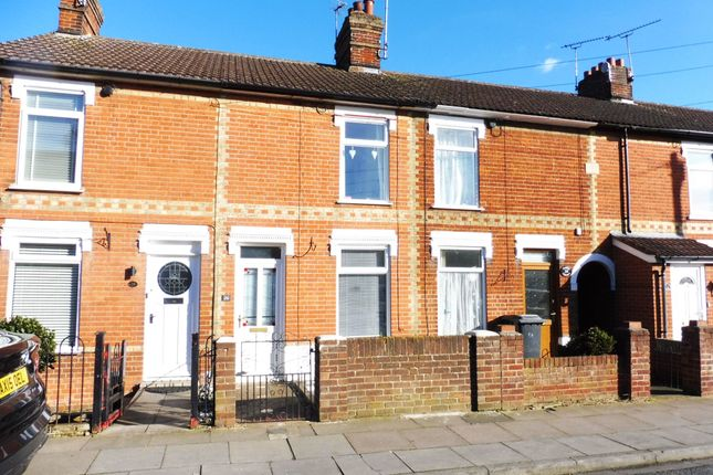 Thumbnail Terraced house for sale in Wallace Road, Ipswich