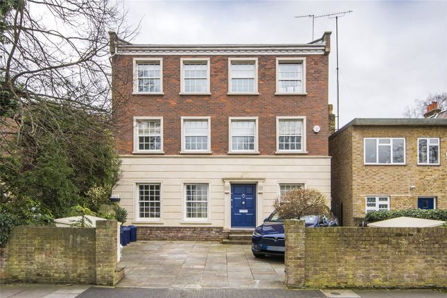 6 bed detached house for sale in St. John's Avenue, London