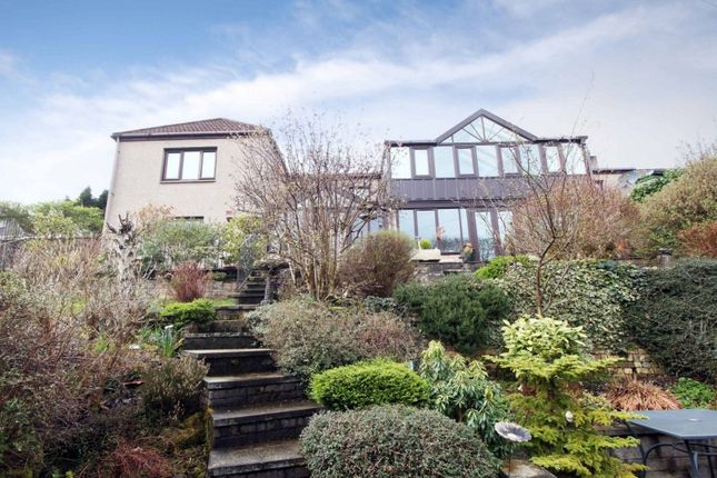 Thumbnail Detached house for sale in Main Street, Comrie, Dunfermline, Fife