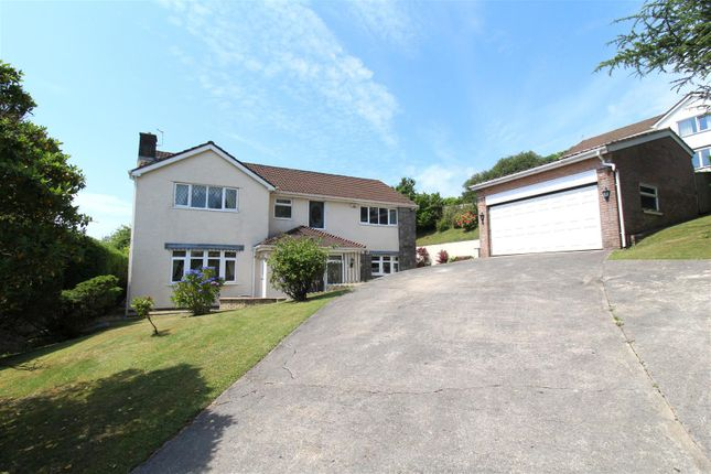 Thumbnail Detached house for sale in Westport Avenue, Mayals, Swansea