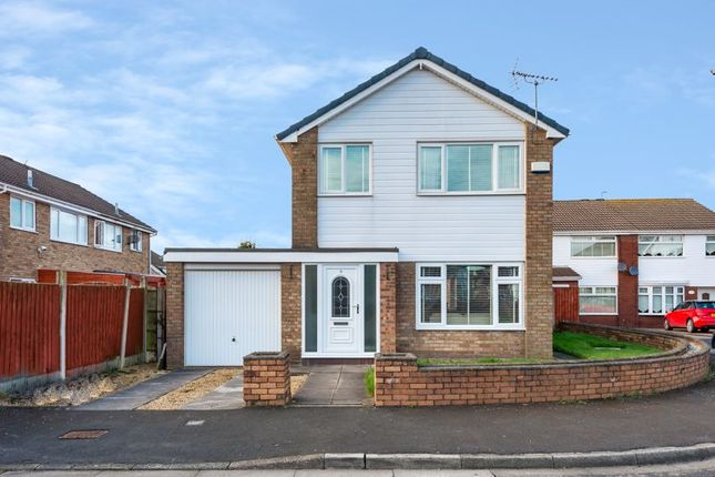 Thumbnail Detached house for sale in Deltic Place, Deltic Way, Kirkby, Liverpool