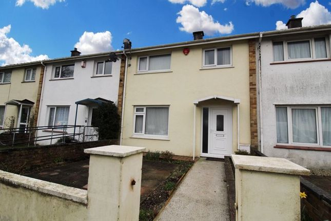 Thumbnail Terraced house to rent in St. Erth Road, Plymouth