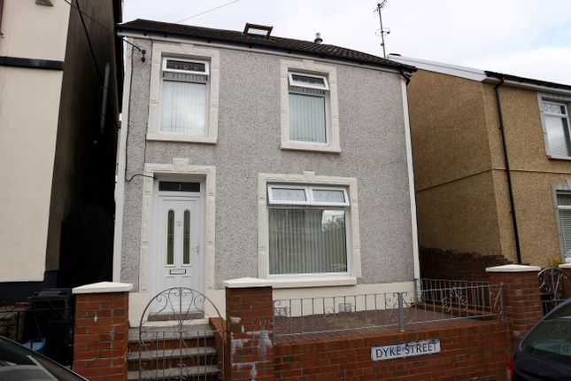 Thumbnail Detached house for sale in Dyke Street, Twynyrodyn, Merthyr Tydfil