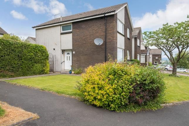 Thumbnail Detached house for sale in Middlepenny Road, Langbank, Port Glasgow