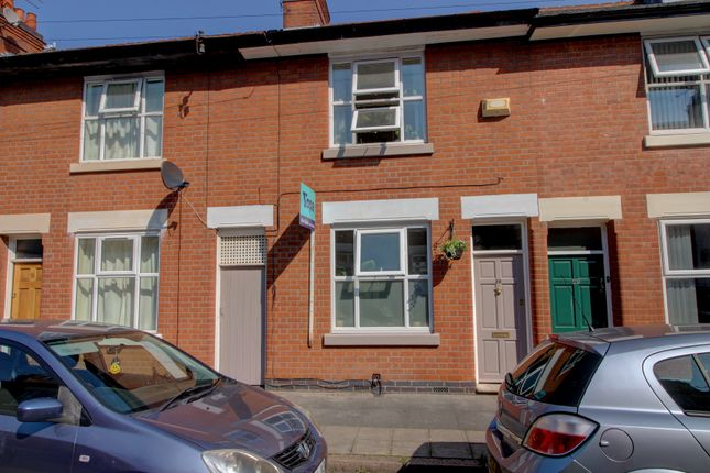 Front of Bonchurch Street, Leicester LE3