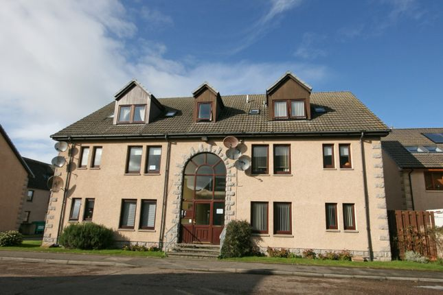 2 bed flat for sale in 21 Blairdaff Court, Buckie AB56