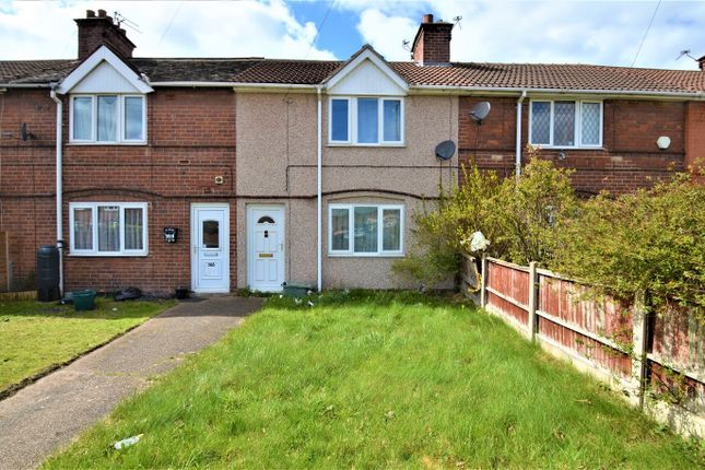 3 bed terraced house to rent in Streatfield Crescent, Rossington, Doncaster DN11