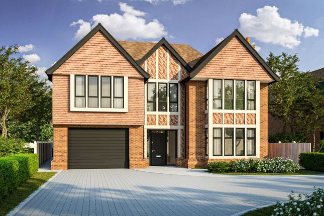 Thumbnail Property for sale in Wood End Road, Harpenden