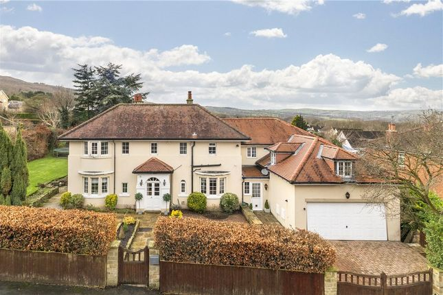 Thumbnail Detached house for sale in Victoria Avenue, Ilkley, West Yorkshire