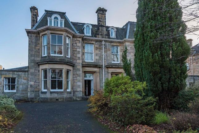 Thumbnail Maisonette for sale in Snowdon Place, Stirling