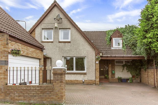 Thumbnail Detached house for sale in Marchfield Grove, Blackhall, Edinburgh