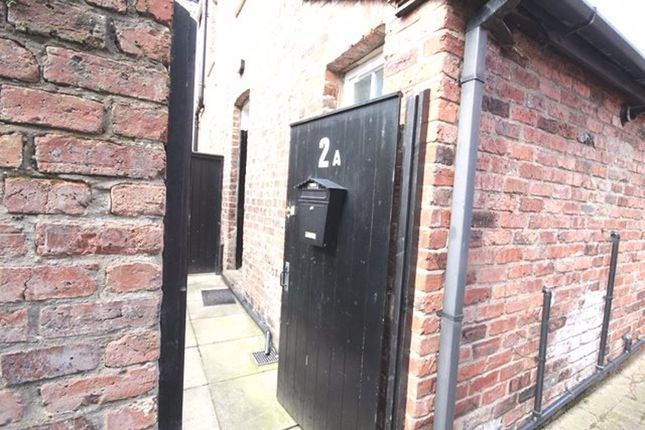 Thumbnail Studio to rent in St. James Terrace, Selby