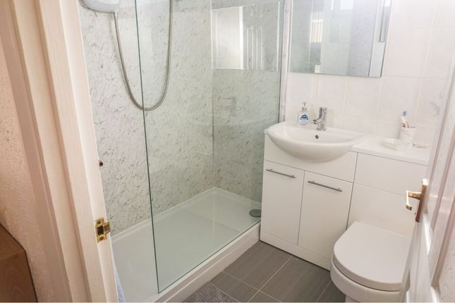 Shower Room of East Priors Court, Abington, Northampton NN3