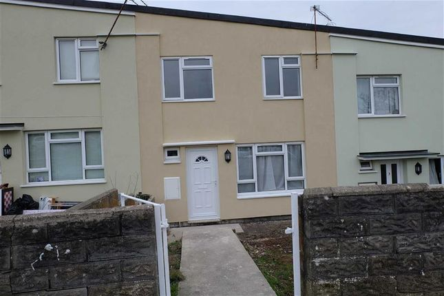 Thumbnail Terraced house for sale in Laugharne Court, Barry, Vale Of Glamorgan