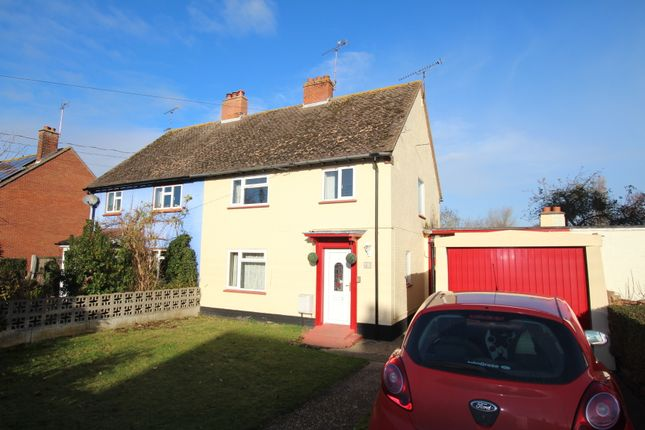 Thumbnail Semi-detached house for sale in Forge Street, Dedham, Colchester