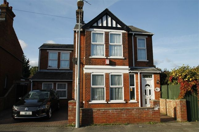 Thumbnail Detached house for sale in Stradbroke Road, Ipswich, Suffolk