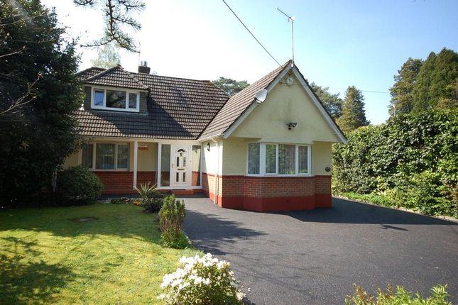 Thumbnail Detached bungalow for sale in Dudsbury Crescent, Ferndown