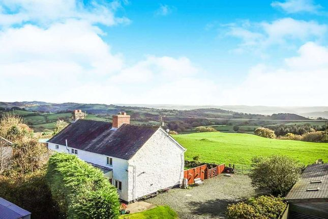 Thumbnail Detached house for sale in Llanfihangel, Llanfyllin, Nr Oswestry