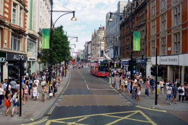 Thumbnail Office to let in Oxford Street, London