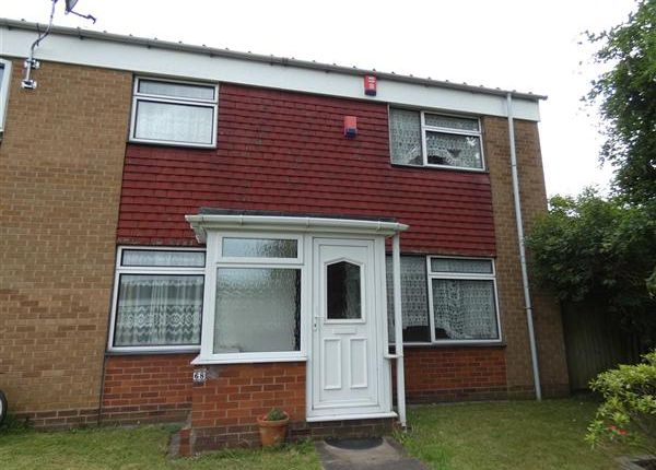 End terrace house for sale in Giles Close, Stechford, Birmingham