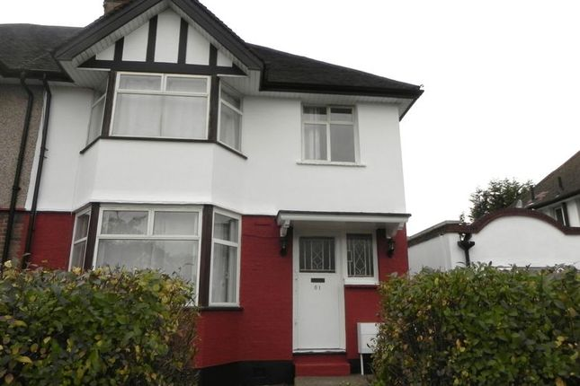 4 bed semi-detached house to rent in Hendon Way, London