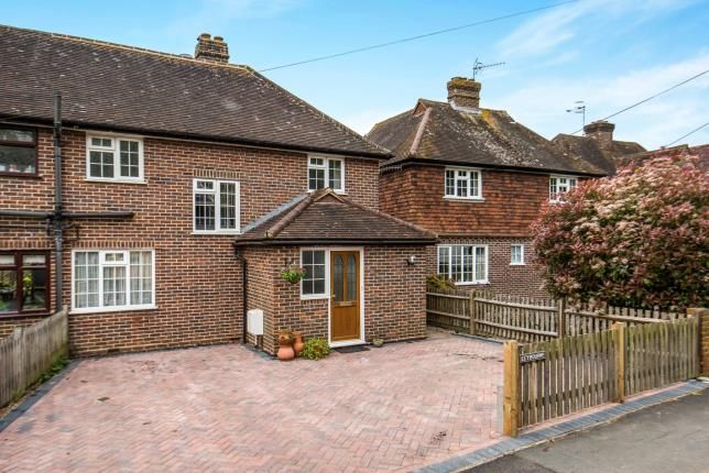 Thumbnail Semi-detached house for sale in Wonersh, Guildford, Surrey