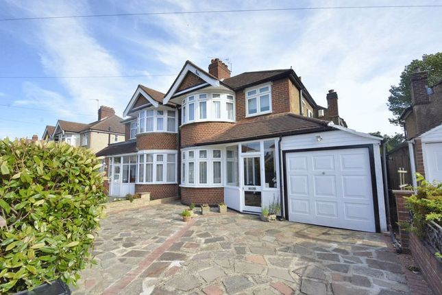 Thumbnail Semi-detached house for sale in Oakley Avenue, Beddington, Croydon