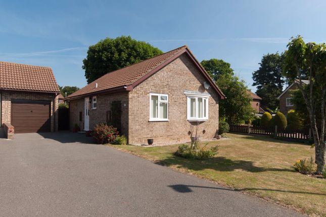 Thumbnail Detached bungalow for sale in Tormore Park, Deal, Kent