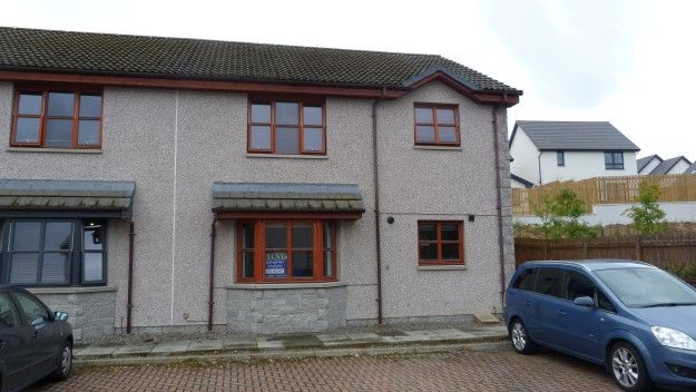 Thumbnail Flat to rent in 21 Millbuie Street, Elgin