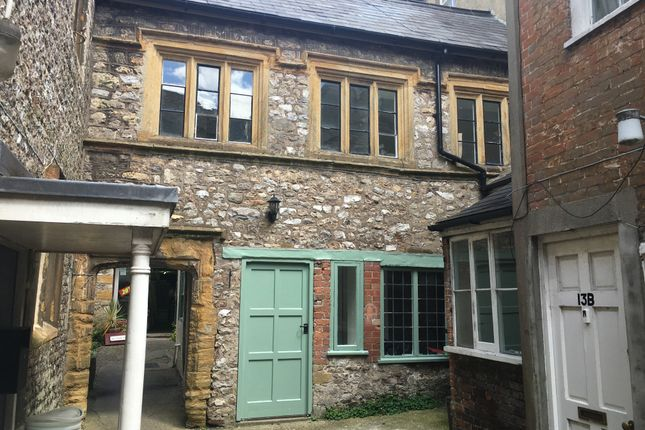 Thumbnail Cottage to rent in Waterloo Court, Chard