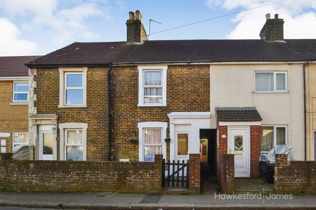 Thumbnail Terraced house to rent in Thomas Road, Sittingbourne