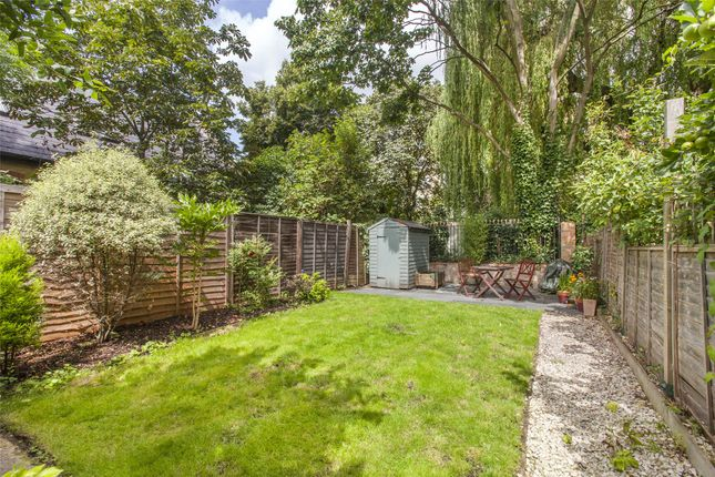 Thumbnail Flat for sale in Trinity Road, Alexandra Park Borders, London