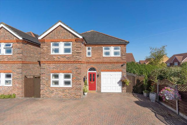 Thumbnail Detached house for sale in The Ranch House, Hammond Street Road, Cheshunt