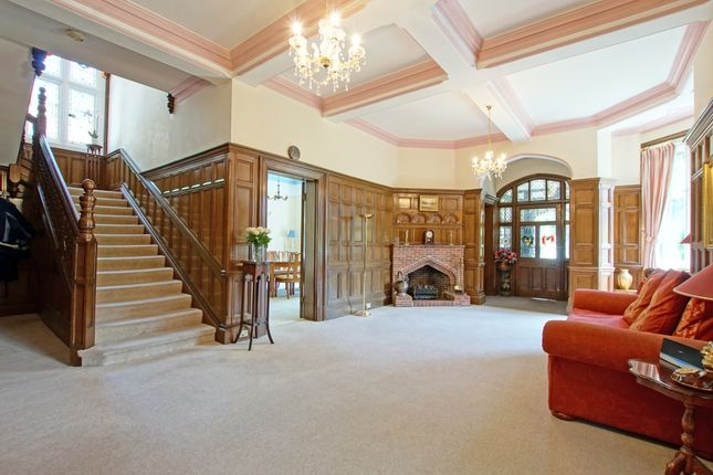 Entrance Hall of Plymouth Drive, Barnt Green, Birmingham B45
