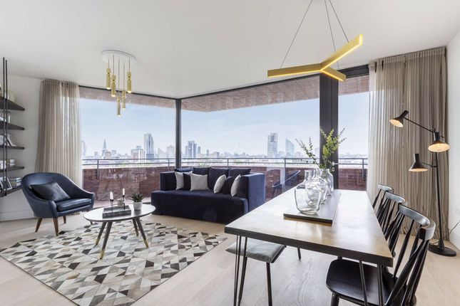 2 bed flat for sale in Oscar Faber Place, St. Peter's Way, London N1