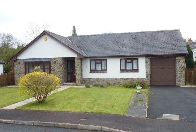 Thumbnail Bungalow to rent in Parc Cawdor, Ffairfach, Llandeilo