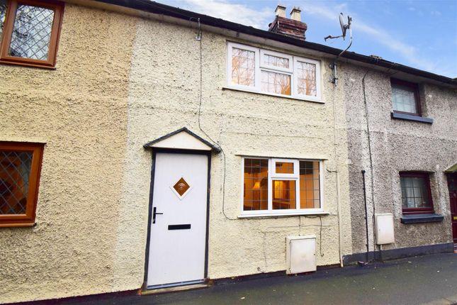 Thumbnail Terraced house for sale in Ellesmere Road, Wem, Shrewsbury
