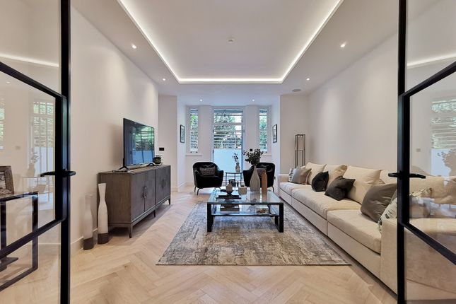Thumbnail Flat for sale in Hamilton Terrace, London