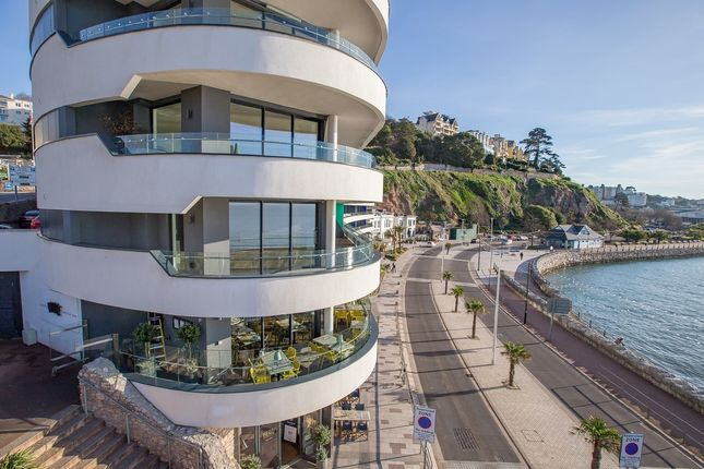 Thumbnail Flat for sale in Abbey Sands Torbay Road, Torquay