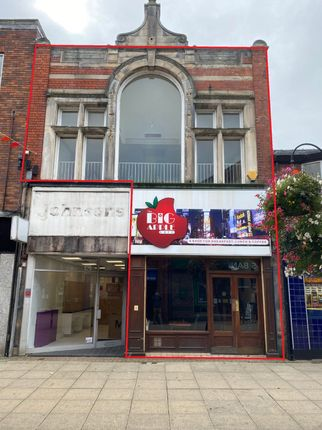 Thumbnail Retail premises to let in 12 Victoria Street, Crewe, Cheshire