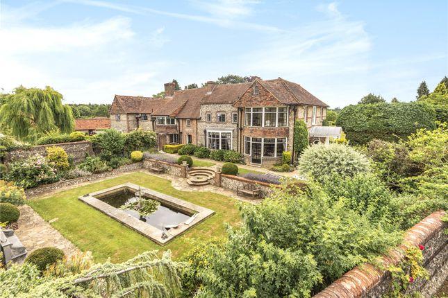 Garden Elevation of Outwood Lane, Kingswood, Tadworth, Surrey KT20