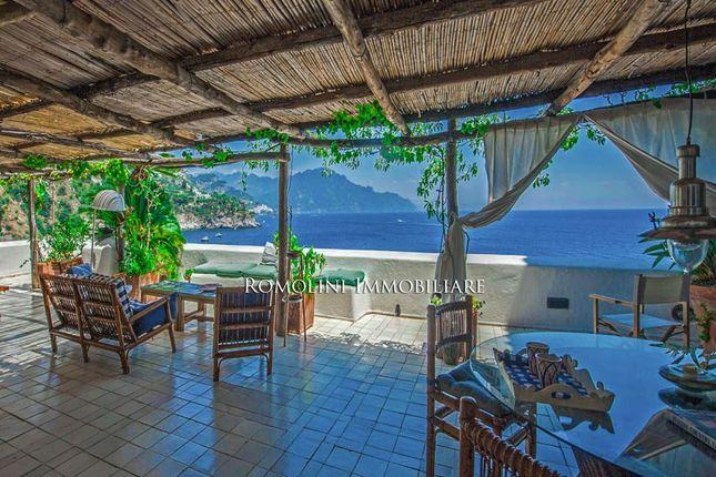 Thumbnail Villa for sale in Conca Dei Marini, Campania, Italy