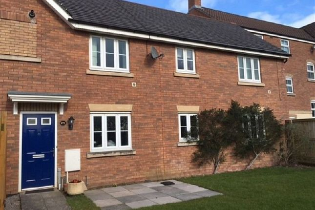 Thumbnail Flat to rent in Longacers, Brackla, Bridgend