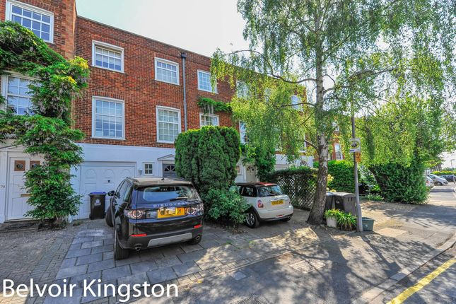 Thumbnail Town house to rent in Blenheim Gardens, Kingston Upon Thames