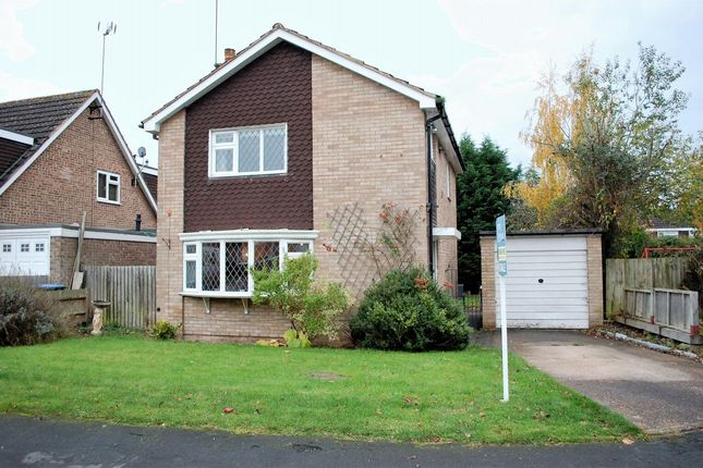 Thumbnail Detached house for sale in Collins Way, Alcester