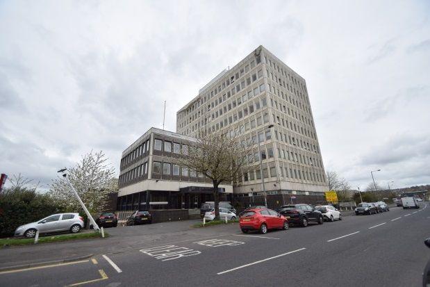 Studio to rent in Sunbridge Road, Bradford